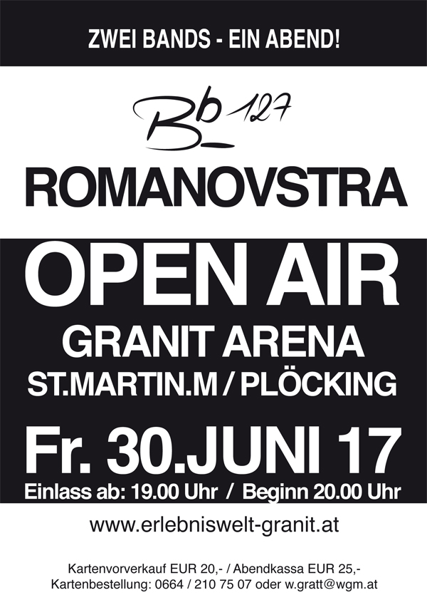 Open Air Arena Granit mit Bb_127